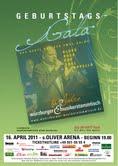 Geburtstags-Gala des Würzburger Musikerstammtisch