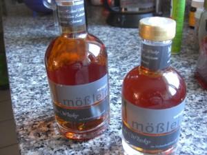 Weingut Mößlein verkauft Whisky