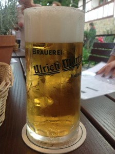 Bier aus Franken