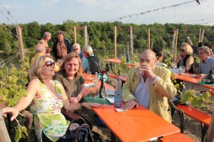Weinfest an der Peterstirn