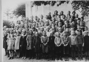 Schulbild 1937